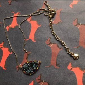 NWOT BaubleBar Multicolored Stone Necklace